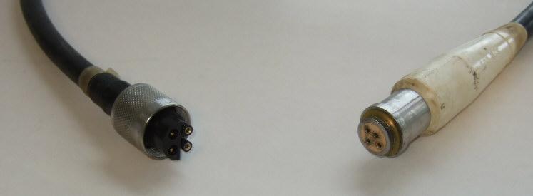 Adapter between Bolt Air Gun and firing line. Click to enlarge.