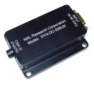 NAL Research Model SYN-DC-936UK DC/DC converter