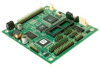 Flashlite 186 embedded computer made by JK Microsystem